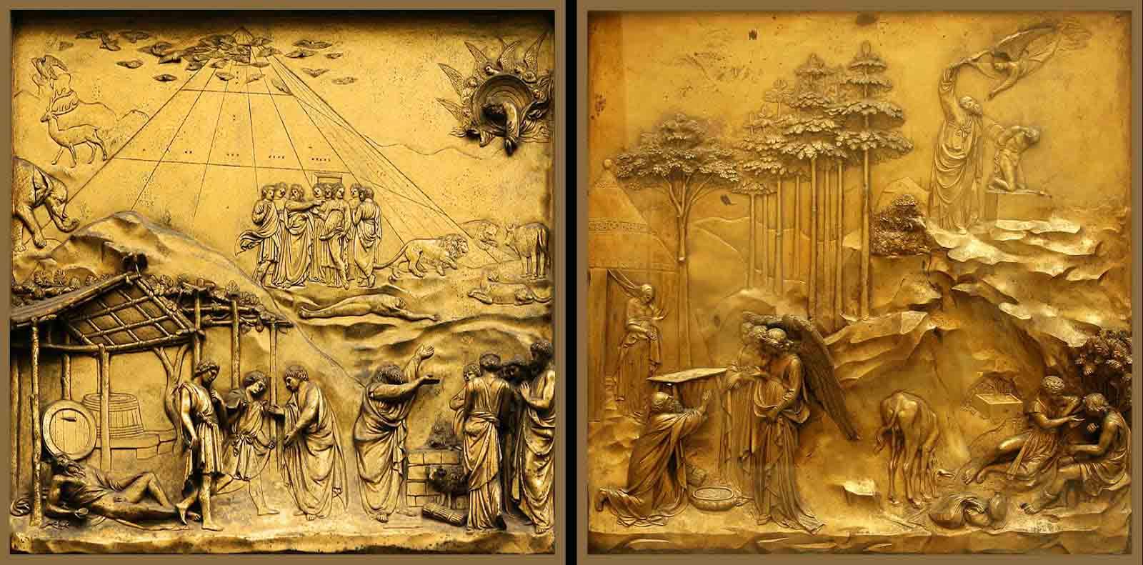 910 3 Ghiberti-Pta Paraiso-Noe,Abraham-Bapt Florencia - copia (1)