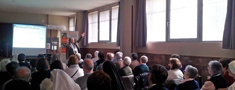 Curso Crónicos en Valladolid