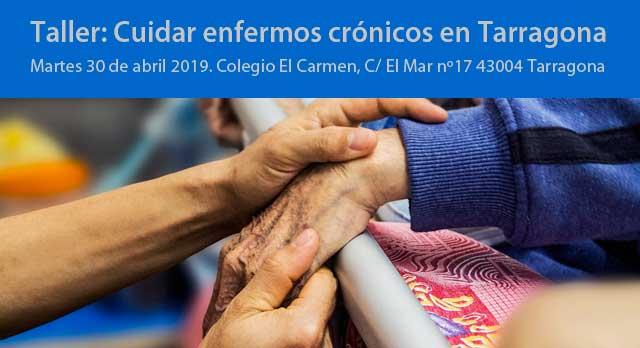 Taller Cuidar enfermos crónicos en Tarragona