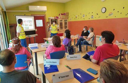 La Fundación Humanitate forma a su personal con cursos de Bioseguridad
