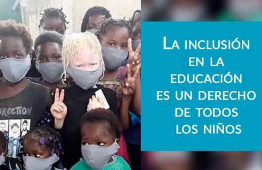 La inclusión en la educación es un derecho de todos los niños